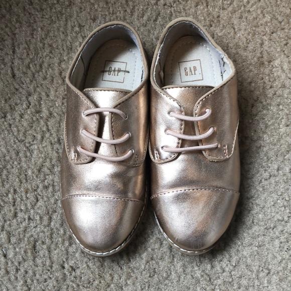 21bc29c8cc02 GAP Shoes   Rose Gold Toddler Girls Size 10   Poshmark